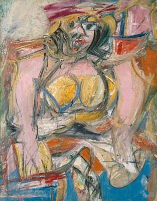 influences abstract painter de kooning