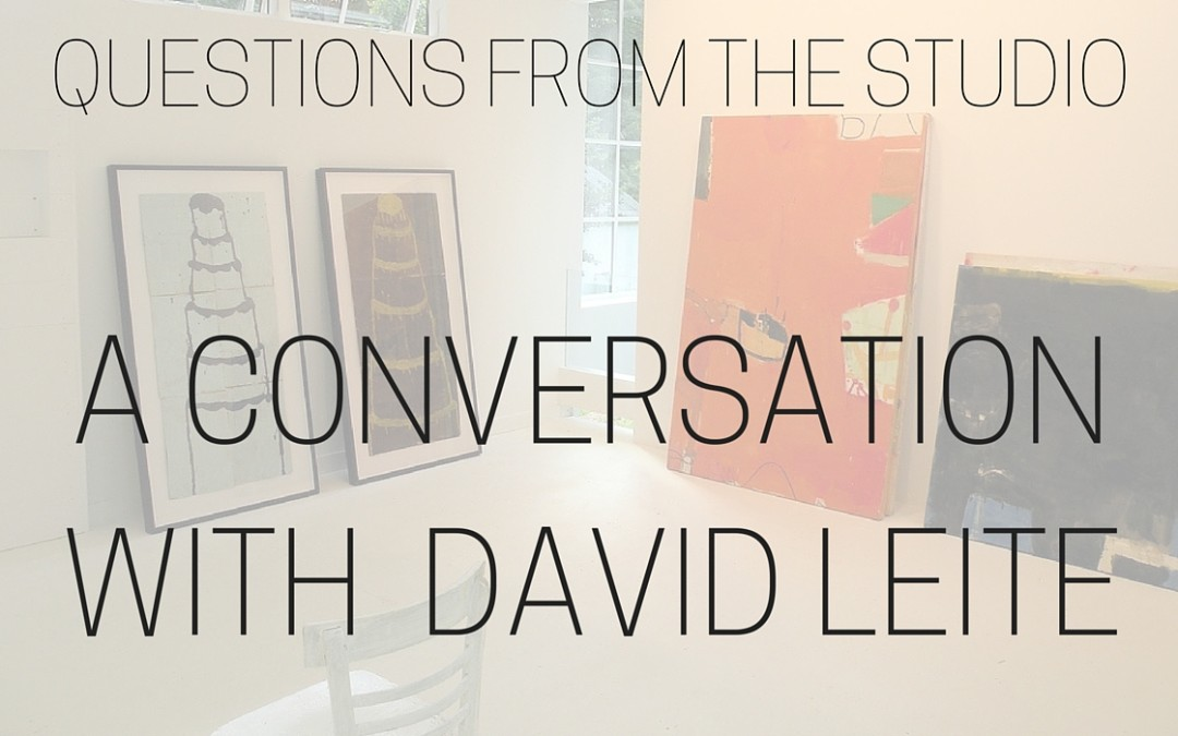 A Conversation with David Leite, Culinary Icon & Author