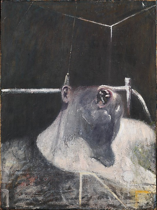 Head I by Francis Bacon (1948)