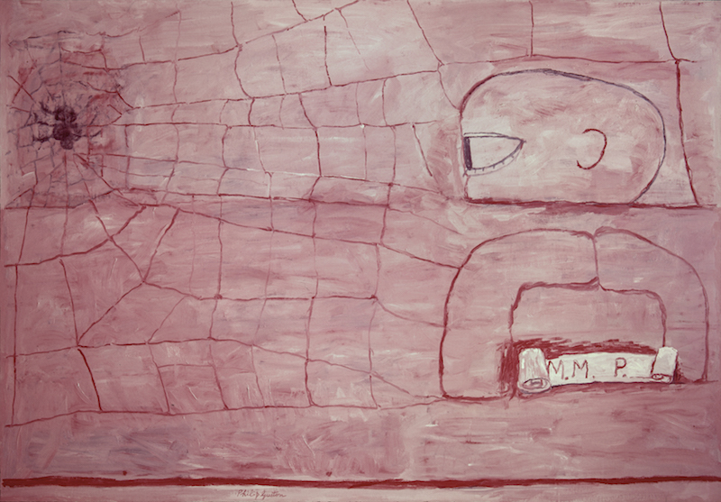 Philip Guston 'Signals' 1975